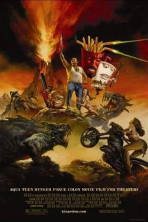 Image Aqua Teen Hunger Force Colon Movie Film for Theaters