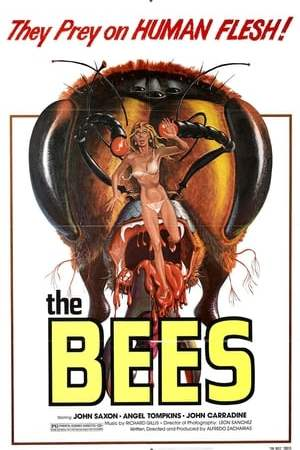Poster The Bees 1978