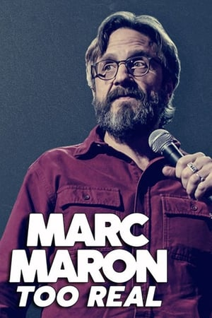 Image Marc Maron: Too Real