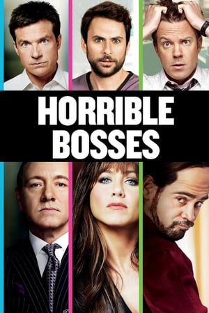 Poster Horrible Bosses 2011