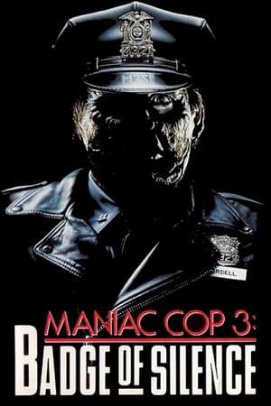 Image Maniac Cop III: Badge of Silence