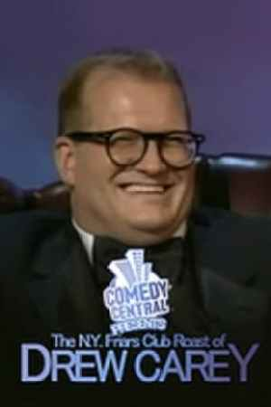Poster The N.Y. Friars Club Roast Of Drew Carey 1998