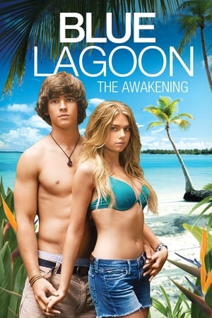 Poster Blue Lagoon: The Awakening 2012