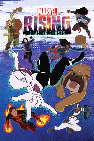 Image Marvel Rising: Chasing Ghosts