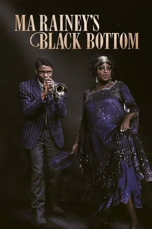 Poster Ma Rainey's Black Bottom 2020