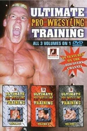 Image Ultimate Pro-Wrestling Training Volumes 1, 2 & 3