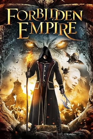 Poster Forbidden Empire 2014