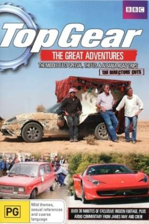 Image Top Gear: Middle East Special