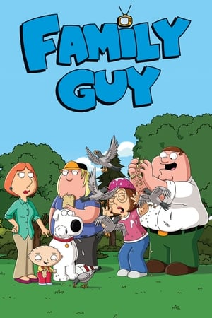 Poster Family Guy Season 15 2016