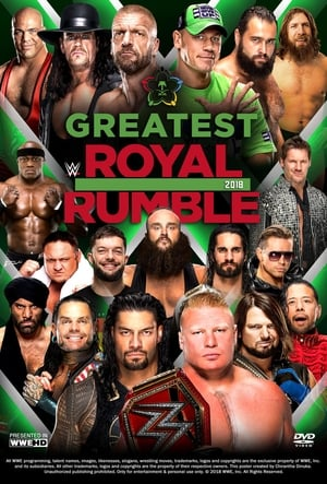 Image WWE Greatest Royal Rumble 2018