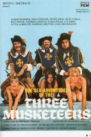 Image The Sex Adventures of the Three Musketeers