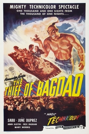 Image The Thief of Bagdad