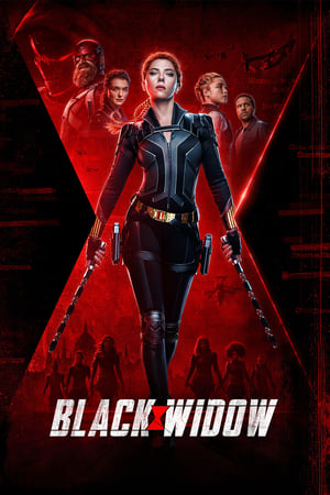 Poster Black Widow 2021
