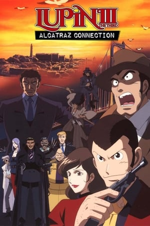Image Lupin the Third: Alcatraz Connection