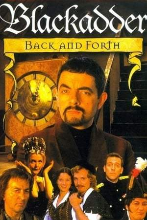 Image Blackadder: Back & Forth