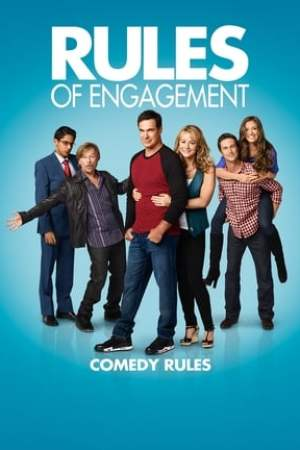 Poster Rules of Engagement 2007