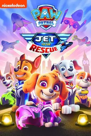 Poster PAW Patrol: Jet to the Rescue 2020