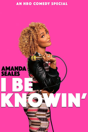 Image Amanda Seales: I Be Knowin'