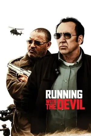 Poster Running with the Devil 2019