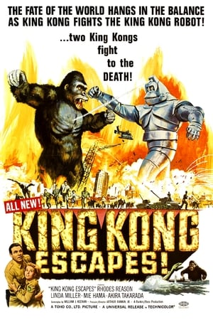 Image King Kong Escapes