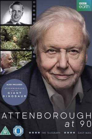 Image Attenborough at 90: Behind the Lens