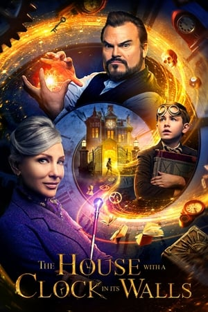 Poster The House with a Clock in Its Walls 2018