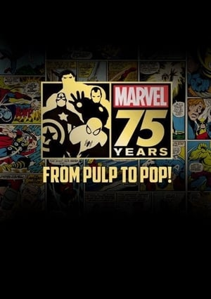 Image Marvel: 75 Years, From Pulp to Pop!