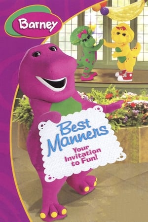 Image Barney's Best Manners: Invitation to Fun