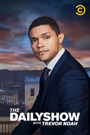 Poster The Daily Show with Trevor Noah Season 19 Brian Jay Jones 2013