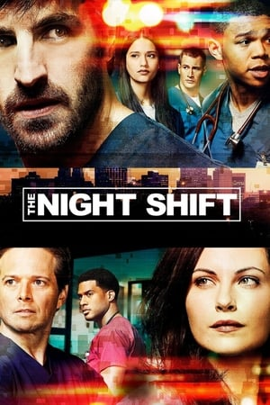 Poster The Night Shift 2014