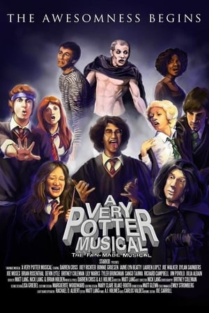 Poster A Very Potter Musical 2009