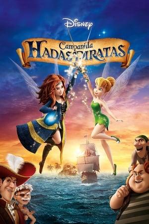 Ver Online Tinker Bell: Hadas y Piratas
