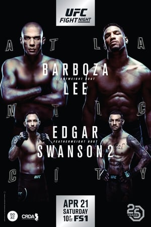 Image UFC Fight Night 128: Barboza vs. Lee