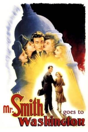 Poster Mr. Smith Goes to Washington 1939