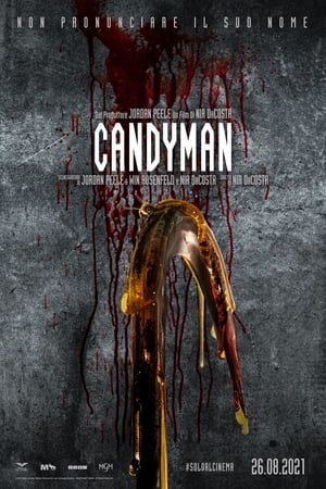 Poster Candyman 2021