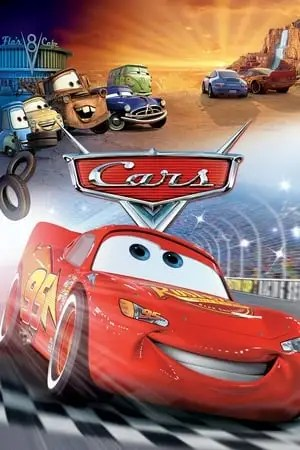 Poster Cars 2006