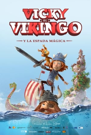Ver Online Vic the Viking and the Magic Sword