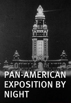 Pan-American Exposition by Night