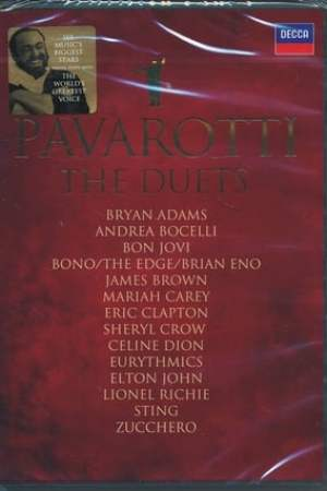 Image Pavarotti The Duets