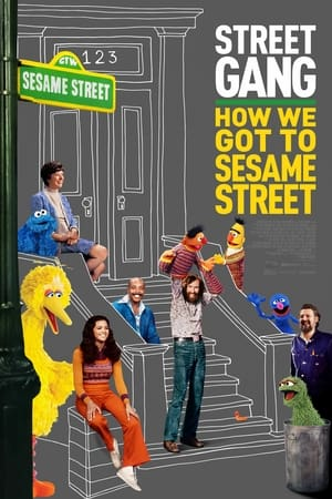 Image Street Gang: How We Got to Sesame Street
