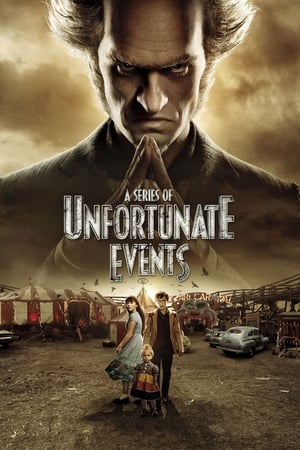 Poster A Series of Unfortunate Events 2017