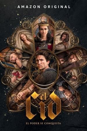 El Cid: Temporada 2 poster
