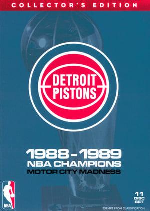 NBA Champions 1989: Detroit Pistons
