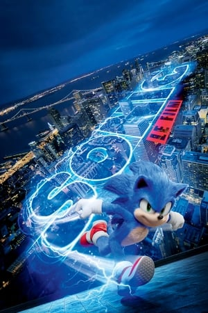 Poster Sonic, le film 2020