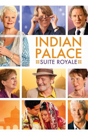 Image Indian Palace : Suite royale