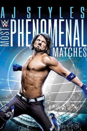 Image WWE: AJ Styles: Most Phenomenal Matches