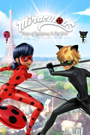Poster Miraculous: Tales of Ladybug & Cat Noir 2015