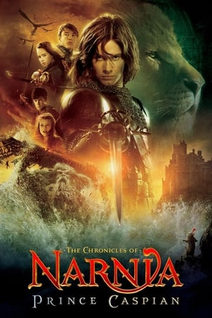 Poster The Chronicles of Narnia: Prince Caspian 2008
