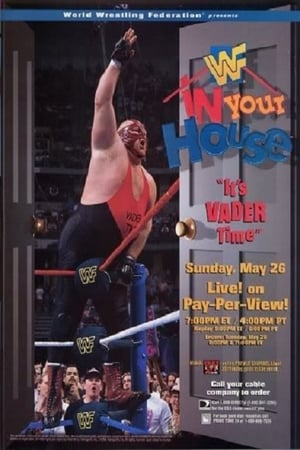 Image WWE In Your House 8: Beware of Dog