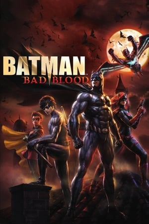 Poster Batman: Bad Blood 2016